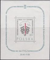 Polen   .  Yvert   Block  31  (Marken:  **)    .    *    .   Ungebraucht Mit Gummi Und Falz  .   /  .   Mint Hinged - Blokken & Velletjes