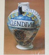 CERAMICA - Grande Brocca Da Farmacia - Porcellana / Pottery - Pharmacie - Pharmacy - Cartoline Porcellana