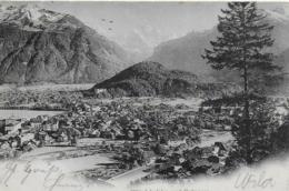 AK 0110  Interlaken Und Unterseen Um 1907 - BE Bern