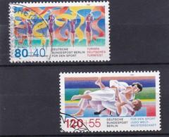 Berlin, Nr. 777/78, Gest. (T 10130) - Oblitérés