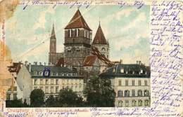 231218 - 67 STRASBOURG Strassburg I. Els. Thomaskirche U. Münster - Strasbourg