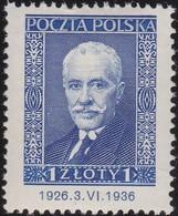 Polen  .  Yvert   390     .    **    .   Postfrisch    .   /  .   MNH - 1919-1939 Republic