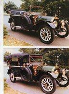 Voiture ALCO  -  Construite Sous Licence Berliet 1912 - Carrosserie Torpedo - Lot De 2 Cartes Postales - Voitures De Tourisme