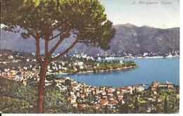 S. MARGHERITA LIGURE - LIGURIA - ITALY - 1946 - Other Cities