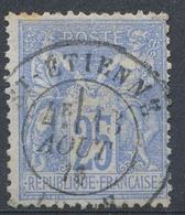 N°68 BEAU CACHET A DATE - 1876-1878 Sage (Type I)