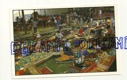 Thaïlande. Marché Flottant. Damnersaduak Floating Market. Rajburi Province - Thaïlande