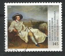 BRD 2018  Mi.Nr. 3397 , Johann Heinrich Wilhelm Tischbein - Selbstklebend - Gestempelt / Used / (o) - BRD