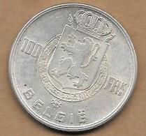 100 Francs Argent 1951 FL - 1945-1951: Régence