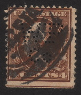 1911 US, 4c Stamp, Used, George Washington, Sc 377 - United States