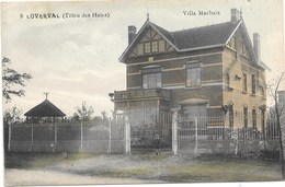 Loverval NA18: Trieu Des Haies. Villa Marbaix 1914 - Gerpinnes