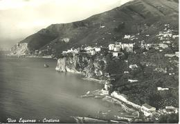REAL PHOTOGRAPHIC POSTCARD - VICO EQUENSE - COAST - LIGURIA - Other Cities