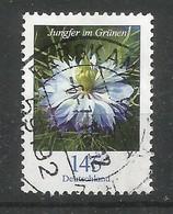 BRD 2018  Mi.Nr. 3351 , Jungfer In Grünen - Gestempelt / Used / (o) - BRD