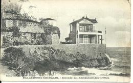 BALZI-ROSSI-GRIMALDI - Ricordo Del Restaurant Des Grottes - LIGURIA - Other Cities