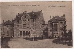 ST.ANTHONIS BIJ SCHILDE GESTICHT JOOSTEN 1910 Stempel Re 651/d5 - Schilde