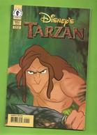 Disney's Tarzan # 1 And 2 (Tarzan De Disney) - Dark Horse Comics - In English - Juin Et Juillet 1999 - Neuf - Autres Éditeurs
