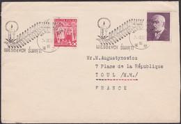 Polen     .  Brief   .    O    .   Gebraucht      .   /  .   Cancelled - 1919-1939 Republic