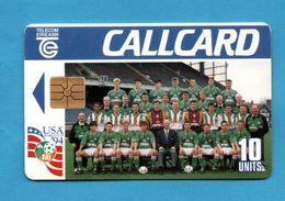 IRELAND Chip Phonecard SPORT Football - Ireland