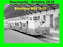 AL 552 - Autorail FNC X 5600 En Gare - CAHORS - Lot - SNCF - Cahors