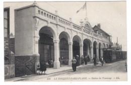 62   Le Touquet Paris - Plage   Station Du Tramway - France