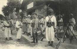 BORDEAUX  Aout 1914 Tirailleurs Algeriens RV - Bordeaux