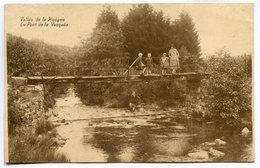 CPA - Carte Postale - Belgique - Vallée De La Hoëgne - Le Pont De La Vecquée (SV6706) - Jalhay