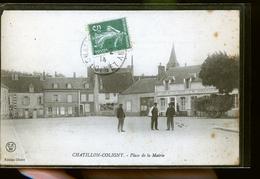 CHATILLON      TRACE   JLM - Chatillon Coligny