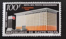 HOTEL DES POSTES A OUAGADOUGOU 1962 - NEUF ** - YT PA 7 - MI 114 - Haute-Volta (1958-1984)