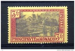 Monaco  :  Yv  101  *   ,  N4 - Neufs
