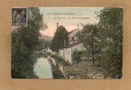 CPA - Le THILLOT (88) - Aspect Des Bords De La Moselle Au Début Du Siècle - Carte Colorisée - France