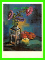 ARTS, PEINTURES -EFTER ETT ORIGINAL, MALAT AV SUNE H. FICK - HJARTLIGA GRATULATIONER - - Peintures & Tableaux