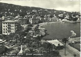 REAL PHOTOGRAPHIC POSTCARD S. MARGHERITA LIGURE - LIGURIA - Other Cities