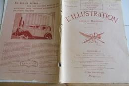 L'ILLUSTRATION 16 NOVEMBRE 1929-Mme CURIE-VENISE PROCURATESSA VENIER-CIRCULATION DANS PARIS-TCHAD-ART GALLIERA-COBLENCE- - Journaux - Quotidiens