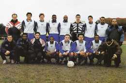 GONESSE - FOOTBALL - Racing Club - Equipe Seniors - 1997 - 1998 - Gonesse