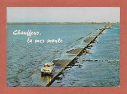 * CPM..dépt 85..ILE De NOIRMOUTIER : Le Passage Du Gois : Voir Les 2 Scans - Noirmoutier