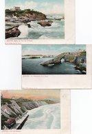 Lot De 3 Cartes Postales Anciennes - Non Circulé - Dép. 64 - BIARRITZ - - Biarritz