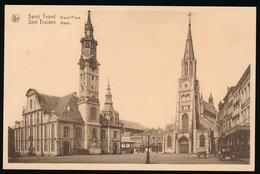 SINT TRUIDEN -- GRAND'PLACE - Sint-Truiden