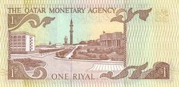 QATAR P.  7 1 R 1980 UNC - Qatar