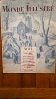 LE MONDE ILLUSTRE NUMERO SPECIAL DECEMBRE 1937 NOEL - Journaux - Quotidiens