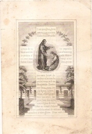 DP. MARIE LEONARD + RETINNE 1848 - 44 ANS - Religion & Esotericism