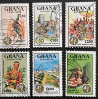 """1994 PANAFEST 94"""" USED - Ghana (1957-...)"""