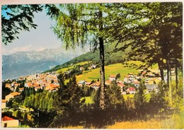 FOLGARIA (DUE CARTOLINE) - FG VG 1979 CON FRANCOBOLLO - Trento