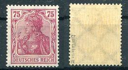 Deutsches Reich Michel-Nr. 197b Postfrisch - Geprüft - Deutschland