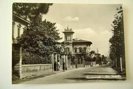 MONTEVARCHI    VIA PESTELLO   (AREZZO)  TOSCANA   VIAGGIATA  COME DA FOTO - Arezzo