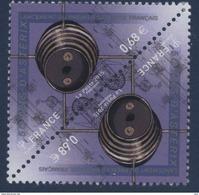 N° 5013 Cinquantenaire Du Lancement Du 1er Satellite Français Faciale 0,68 Euro; X2 - France