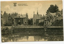 "CPA - Carte Postale - Belgique - Herenthout - Château De ""Herlaer"" (SV6708) - Herenthout"