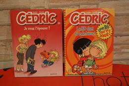Lot Bd CEDRIC - Cédric