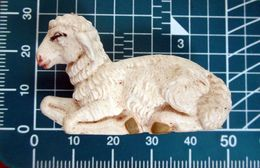 PECORA SEDUTA ITALY - Figurines