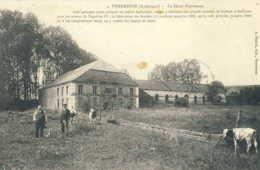 Vendresse Le Haut Fourneau - France