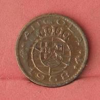 ANGOLA 50 CENTAVOS 1958 -    KM# 75 - (Nº10842) - Angola