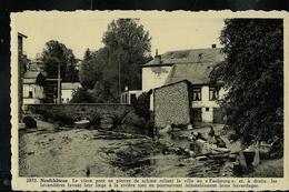 """Le Vieux Pont En Pierre Au """"Faubourg"""" - Neufchâteau"""